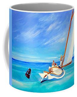 After Hopper- Sailing Coffee Mug