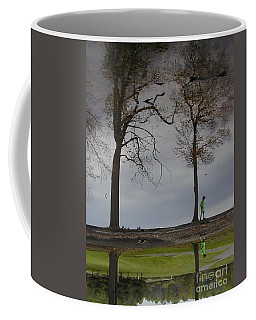 After Soccer By The Pond Coffee Mug