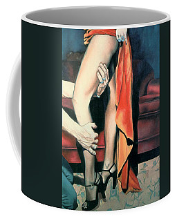 After The Ball Coffee Mug