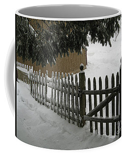 After The Blizzard Coffee Mug