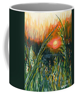 After The Fire Coffee Mug