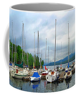 After The Storm Coffee Mug by Nicola Nobile
