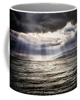 After The Storm Sea Of Galilee Israel Coffee Mug