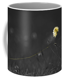 Coffee Mug featuring the photograph Afterglow by Yulia Kazansky