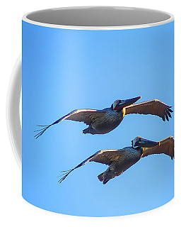 Afternoon Flight. Coffee Mug