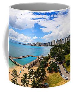 Afternoon On Waikiki Coffee Mug
