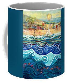 Afternoon Sail Coffee Mug