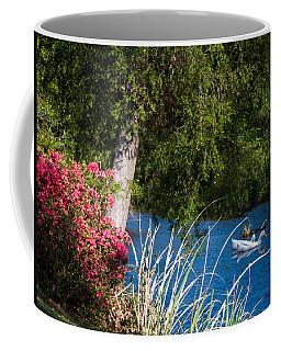 Afternoon Swim Coffee Mug