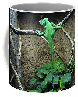 Coffee Mug featuring the photograph Afternoon Workout by Lingfai Leung
