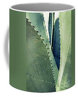 Agave Abstract Coffee Mug