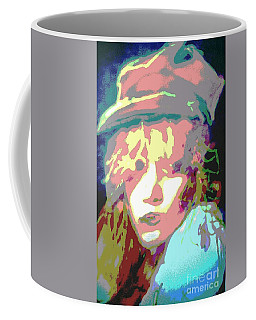 Age Of Aquarius Coffee Mug by Jacqueline McReynolds