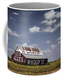 Aggie Barn Coffee Mug by Joan Carroll