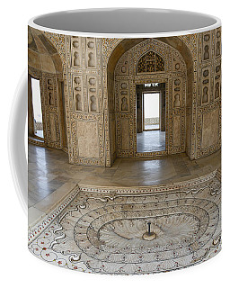 Agra Red Fort In India Coffee Mug