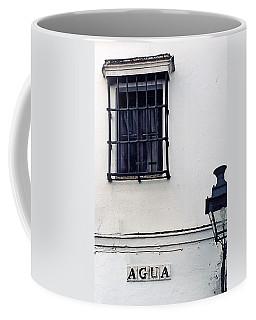 Agua Street Coffee Mug