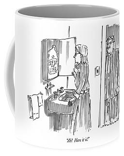 Ah!  Here It Is! Coffee Mug