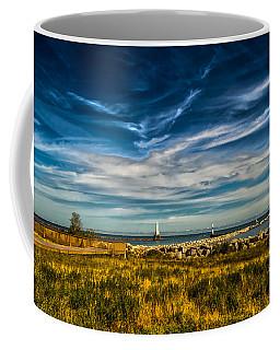 Ah Summer Coffee Mug by James  Meyer