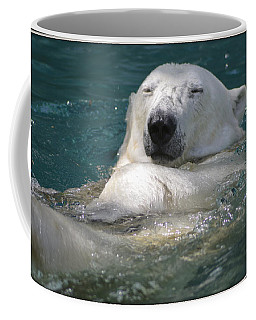 Ahhh Coffee Mug by Kathy Barney