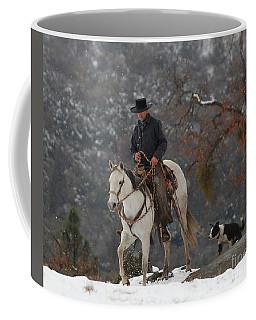 Ahwahnee Cowboy Coffee Mug