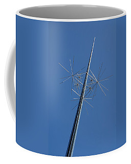 Air And Space Museum Art Spire Coffee Mug