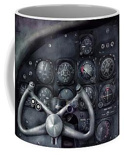 Air - The Cockpit Coffee Mug