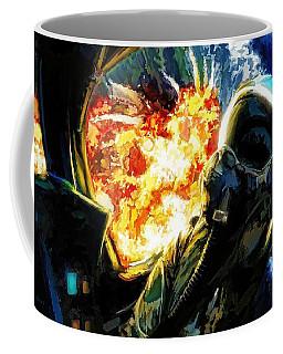 Air To Ground Coffee Mug by Dave Luebbert