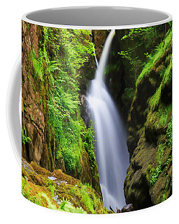 Aira Force In Lake District National Park Coffee Mug