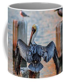 Airing Out Coffee Mug