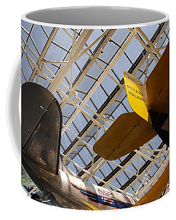 Airplane Rudders Coffee Mug