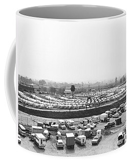 Airstream Trailer Convention Coffee Mug