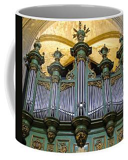 Aix En Provence Organ Coffee Mug