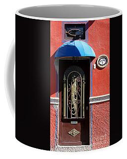 Ajijic Door #8 Coffee Mug