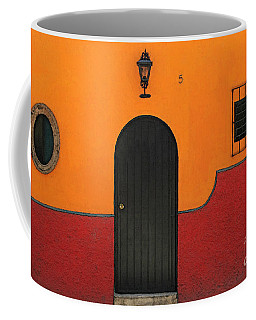 Ajijic Door No.4 Coffee Mug
