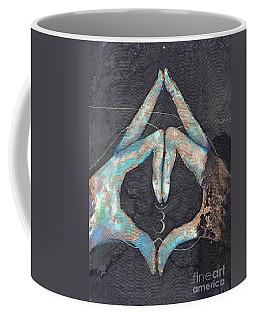 Ajna - Third Eye Chakra Mudra Coffee Mug