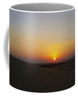 Al Ain Desert 15 Coffee Mug