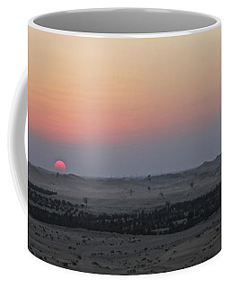 Al Ain Desert 7 Coffee Mug