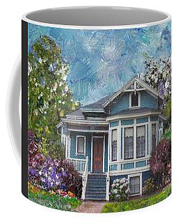 Alameda 1884 - Eastlake Cottage Coffee Mug