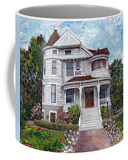 Alameda 1897 - Queen Anne Coffee Mug