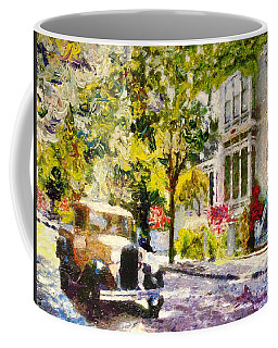 Alameda  Afternoon Drive Coffee Mug