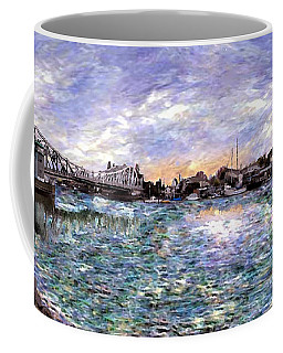 Alameda High Street Bridge  Coffee Mug
