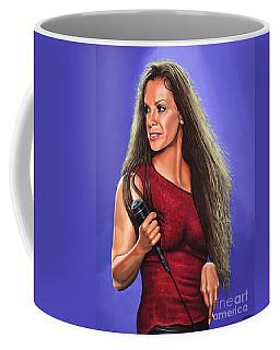 Alanis Morissette 2 Coffee Mug