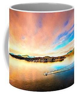 Alaska Coffee Mug by Bill Howard