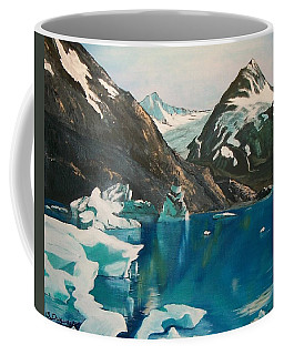 Alaska Reflections Coffee Mug
