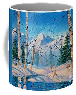 Alaska Winter Coffee Mug