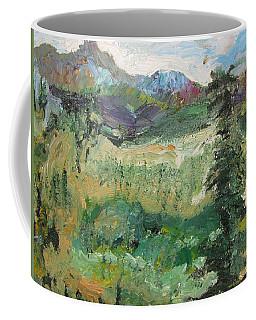 Alaskan Landscape Coffee Mug