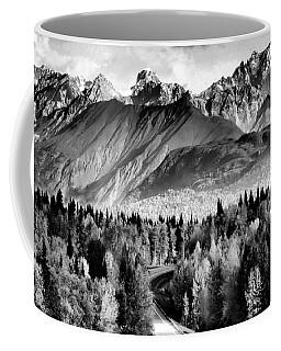 Alaskan Mountains Coffee Mug