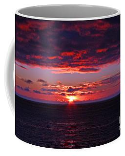 Alaskan Sunset Coffee Mug