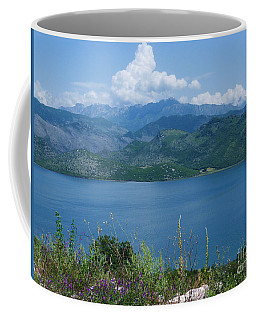 Albania From Lake Skadar Coffee Mug