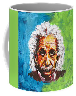Albert Tribute Coffee Mug