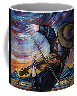Alberta Fiddle Coffee Mug