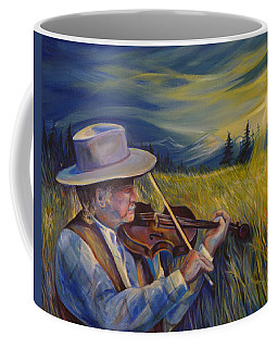 Alberta Lullaby Coffee Mug
